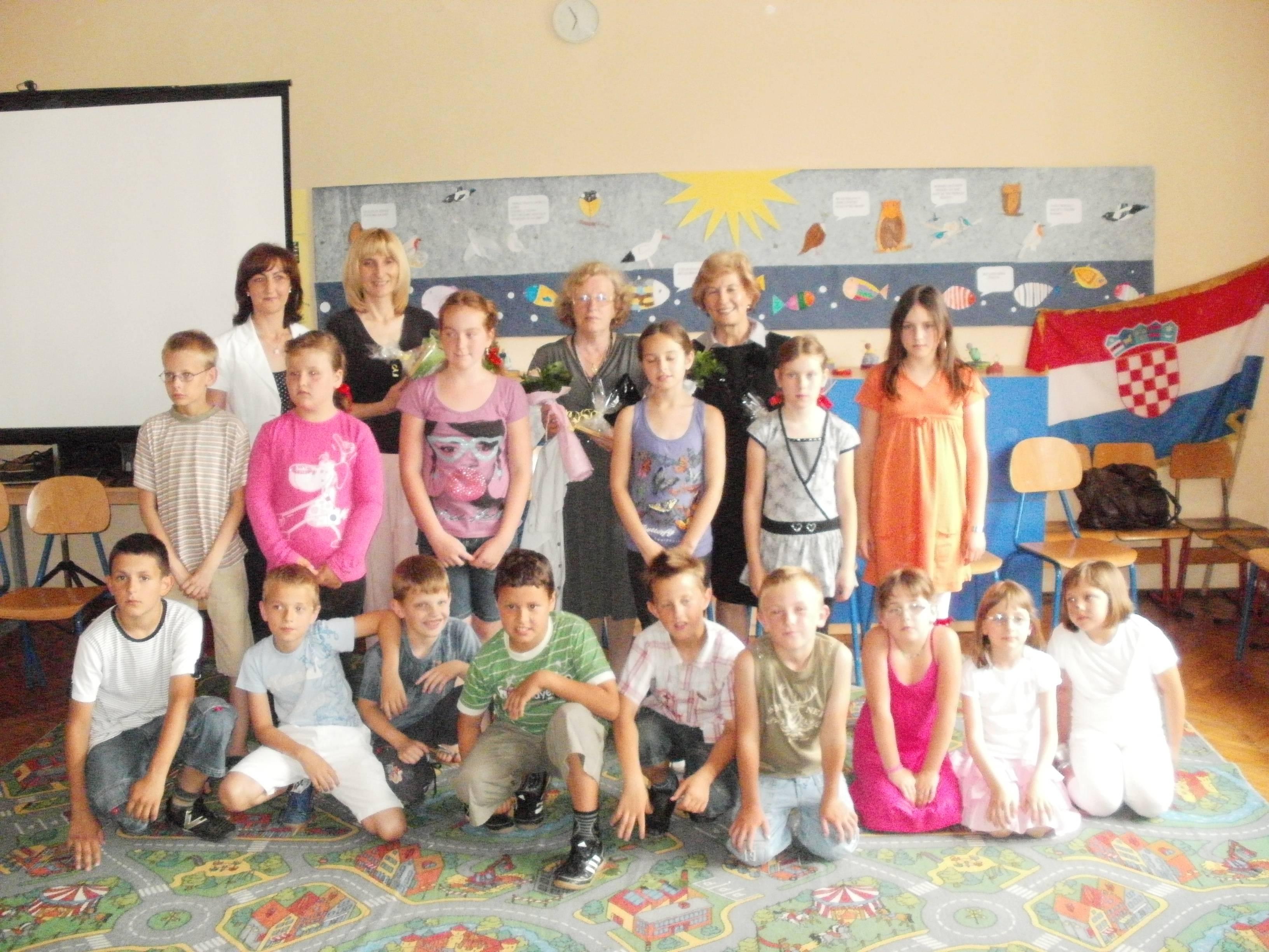 Osnovna Skola Slava Raskaj Ozalj Print